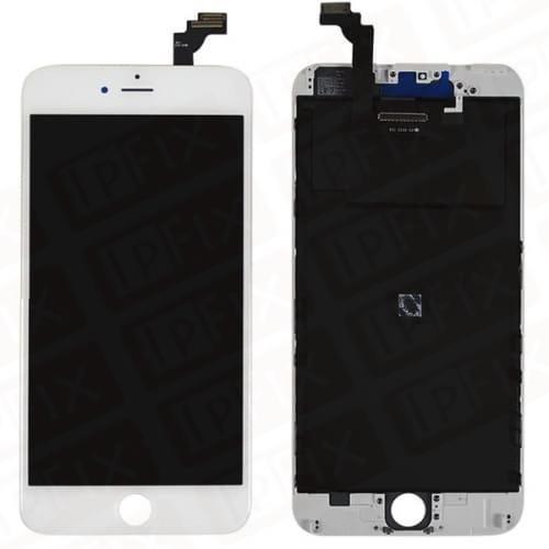 iPhone 6 - Skærm GLAS/LCD – (PREMIUM TZL LCD) (Hvid)
