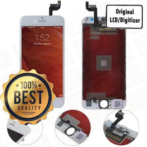 iPhone 6S Plus Skærm original LCD Apple Hvid