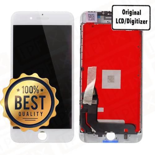 iPhone 8 Plus skærm original apple lcd hvid
