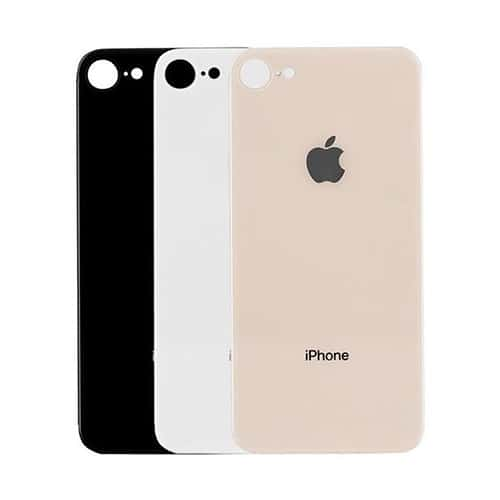 iPhone 8 Bagside glas