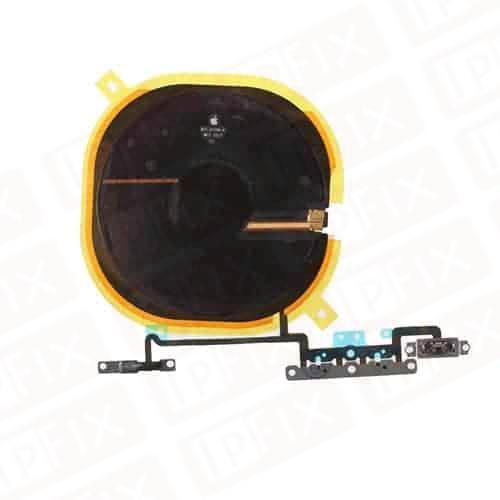 iPhone X - Wireless Charging / Volume Flex (Original Pulled)