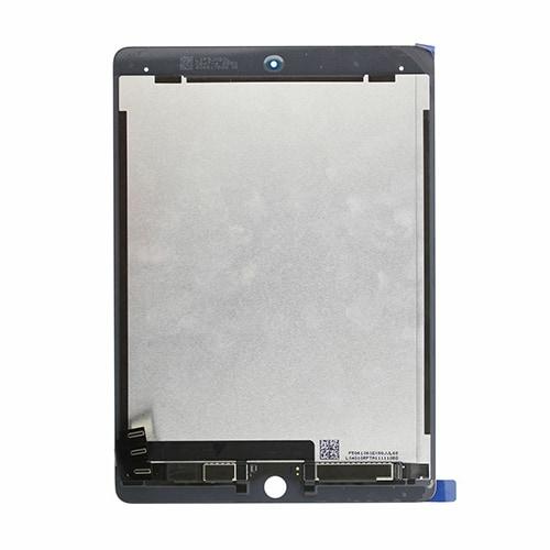 "Apple iPad Pro 9.7"" LCD Original LCD - Hvid Bagside"